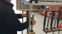 Lean Manufacturing - 4Lean -Hanging system