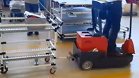 Lean Manufacturing - 4Lean - Shooter Roller Wagon