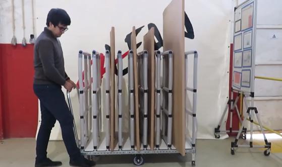 Modular - Panel Cart