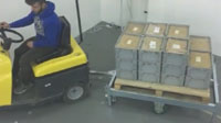 Lean Manufacturing - 4Lean - Base wagon