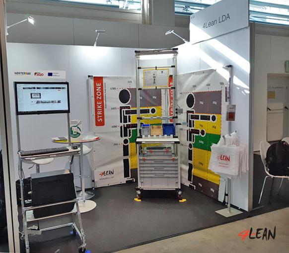 4Lean at Logistics & Distribution Zurich 2019