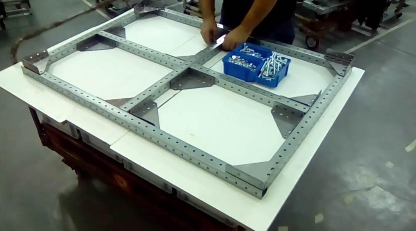 Lean Manufacturing - 4Lean - Modular System