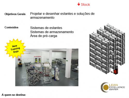 Training 4Lean School Warehouse Design – 11 March 2020
