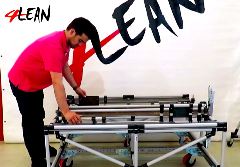 LeanManufaturing-4Lean-Jig Wagon Modular