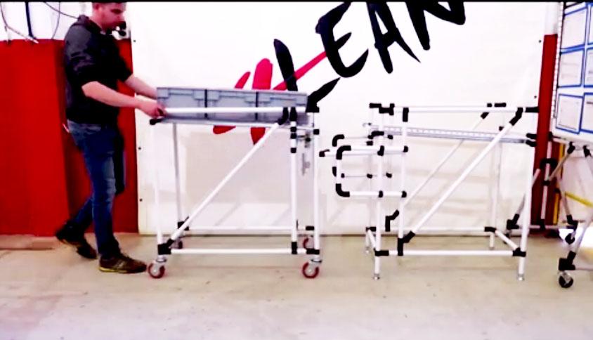 Lean Manufaturing - 4Lean - Karakuri Compilation