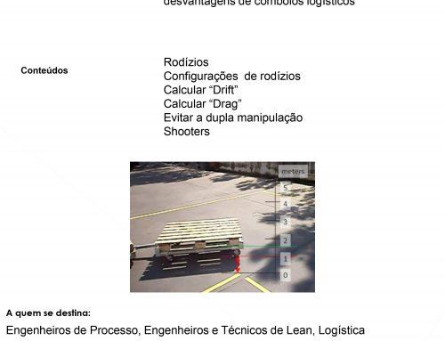 Formação Logistic Train