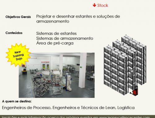 Formação 4Lean School Warehouse Design