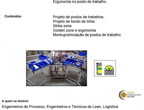 Formação Workstation Design – 19 Fevereiro 2020
