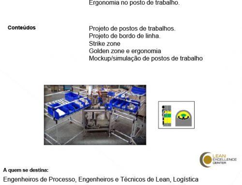 Formação Workstation Design – 18 Março 2020