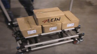 Lean Manufacturing - Pedal Trolley