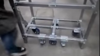 Lean Manufacturing - 4Lean - Floor Truck Lock
