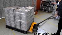 Lean Manufacturing - 4Lean - Hand Pallet Truck - Mizusumashi