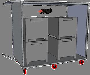 External Wagon