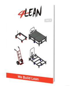 4Lean Catalog Vol. V