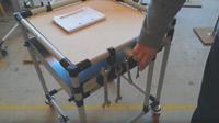 Lean Manufacturing - Tool Cart (Karakuri)